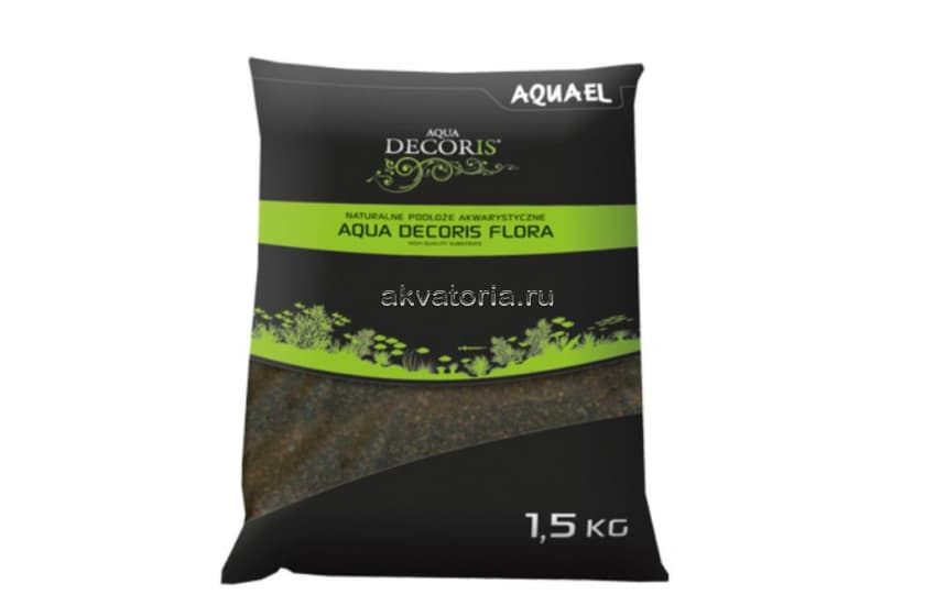 Грунт для растений Aquael UA DECORIS FLORA, 1,5 кг