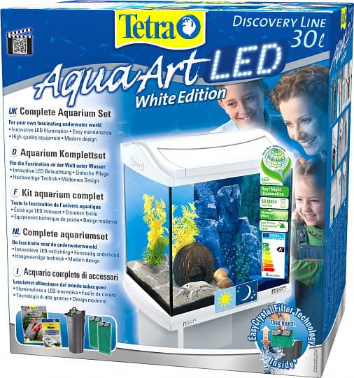 Tetra AquaArt Discovery Line LED Cray 30 л